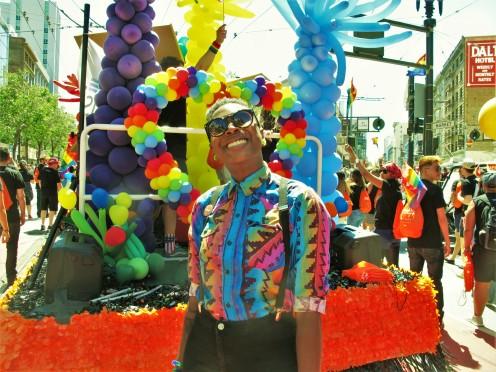 Affygai, San Fran Pride 2