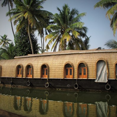 Along the Canal, Trivandrum