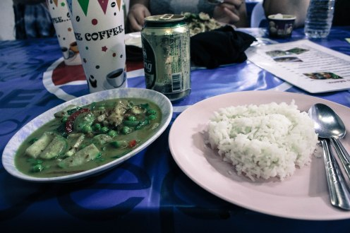 Birthday Dinner, Ban Tai, Thailand