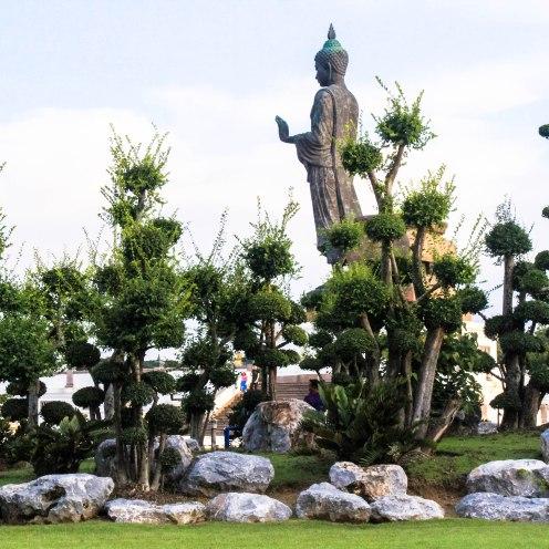 Blessings, Buddhamonthon, Phuttamonthon