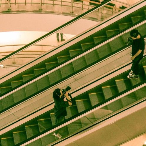 Cameras, Bangkok Cultural Center, BKK