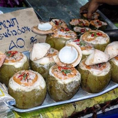 Cococrab, Amphawa, Thailand