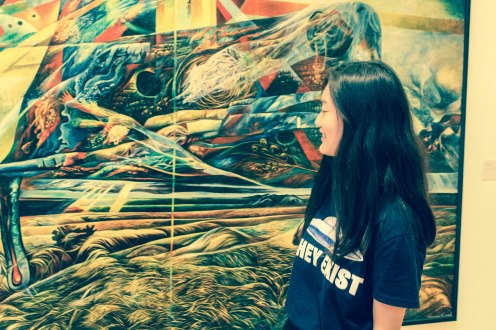 Content, Diane, Bangkok Cultural Center, BKK