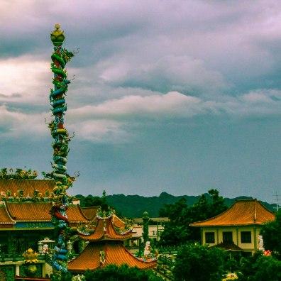 Dragon Land, Som Lom, Thailand