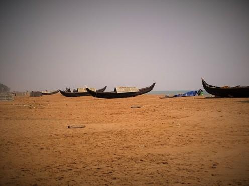 Fishing Boats, Trivandrum 2
