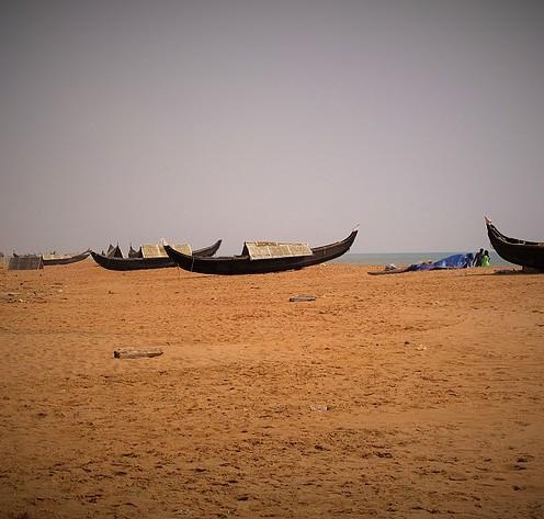 Fishing Boats, Trivandrum