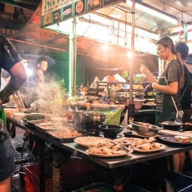 Fresh, Chinatown, BKK