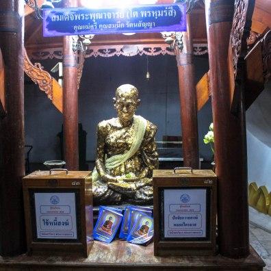 G0lden Wishez, Golden Buddha, BKK