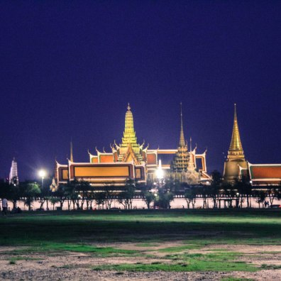 Gold roof, Grand Palace, BKK