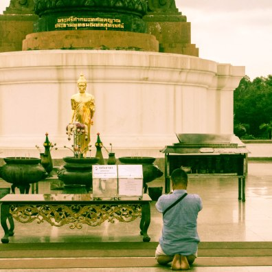 Gratitude, Buddhamonthon, Phuttamonthon