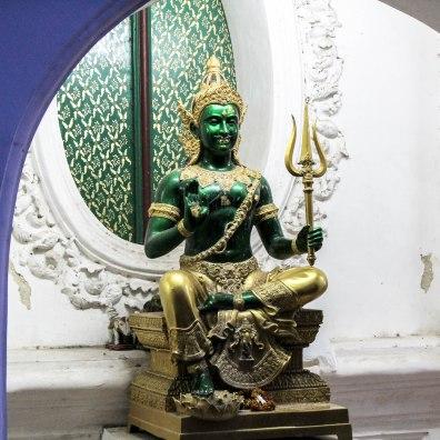 Green G0blin, Phra Pathom Chedi