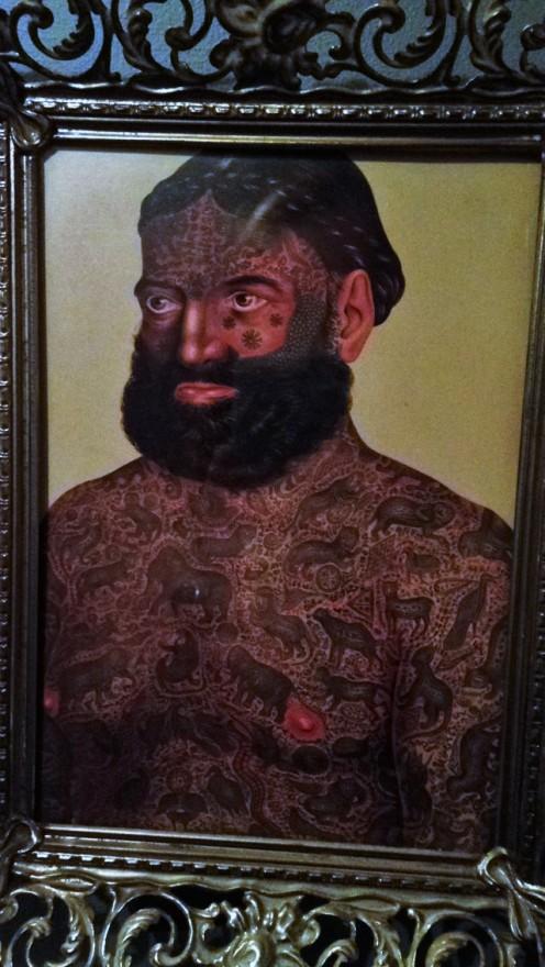 Indian Tat, Parlor on Melrose