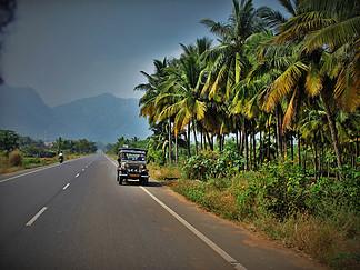 Jeep Ride, Kumily