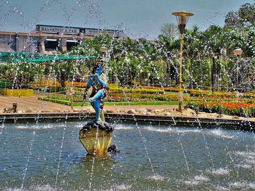 Krishna Dancing, Ooty