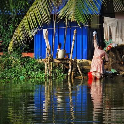 Laundry Day, Trivandrum