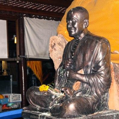 Meditation, Golden Buddha, Bangkok