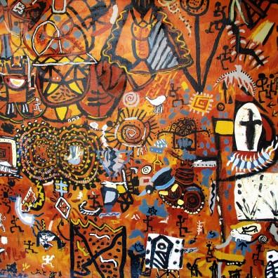 Mural, LA 2