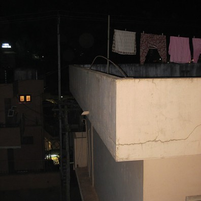 Night Drying, Ooty 3