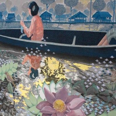 Paddles, Bangkok Cultural Center