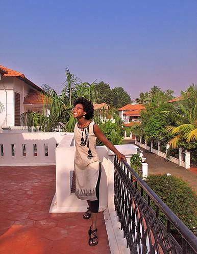 Palm Smiles, Jazzie Gray, Trivandrum