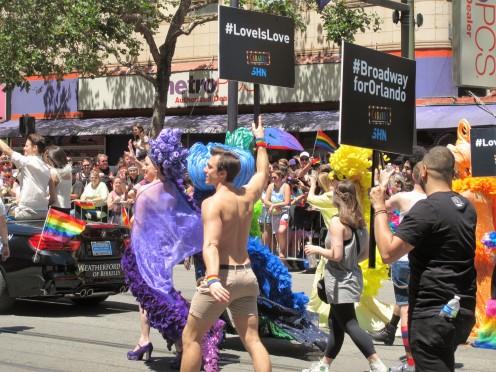 ParadeLove, San Fran Pride