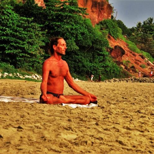 Peace, Varkala Beach