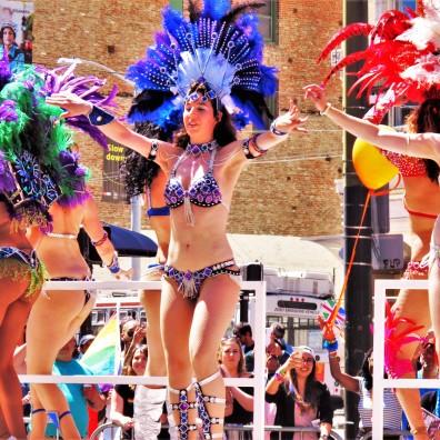Prettiflags, San Fran Pride 2