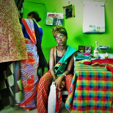 Seamstress, Jazzie Gray, Karakottyam 2