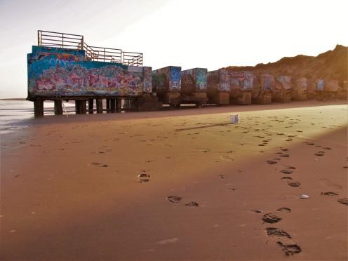 Sunrise Bridge, San Fran 2