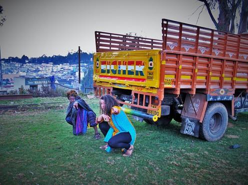 Sunrise Truck, Ooty 3