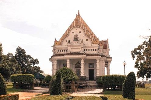 Temple, Buddhamonthon, Phuttamonthon