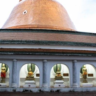 Temple Watchers, Phra Pathom Chedi