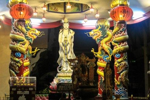 The Emperor, Golden Buddha, BKK