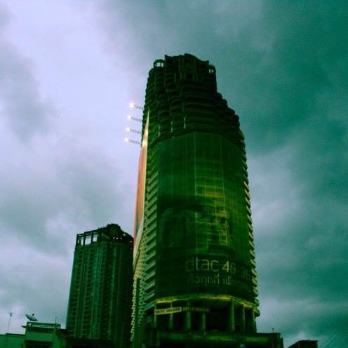 The Ghost Tower, BKK