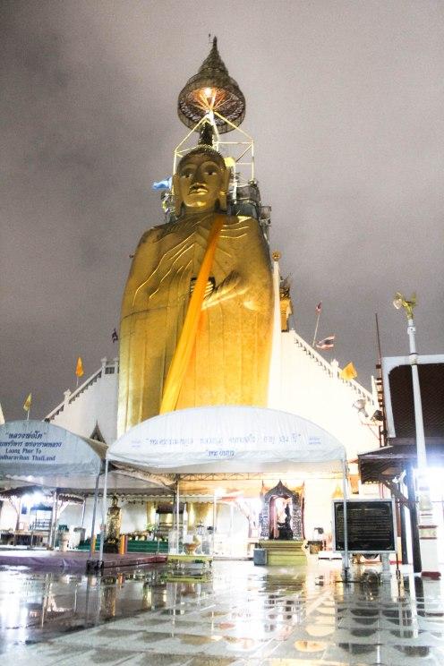Thunder Skis, Golden Buddha, BKK