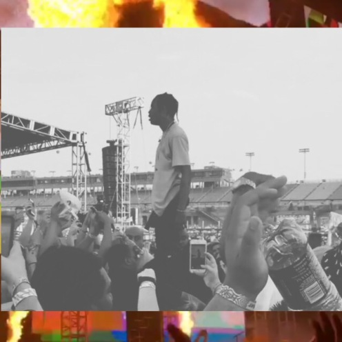 Travis Scott, Hard Summer Music Festival