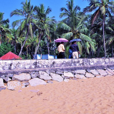 Umbrellas, Trivandrum