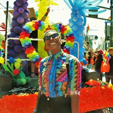 Affygai, San Fran Pride