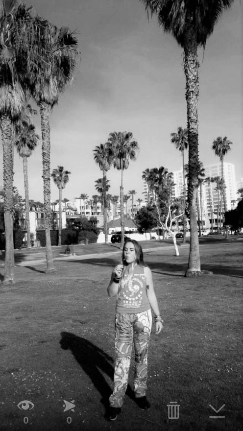 Birthdaybr33zzyy, Venice, CA