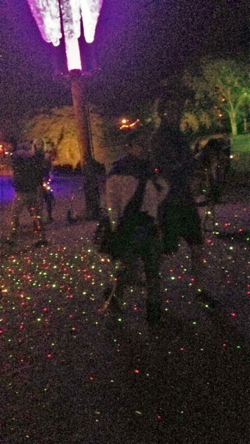 craylights, LIB, Bradley, CA