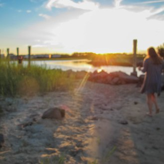 Flare, Stinky Beach, MD