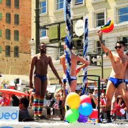 Gaiboyz, San Fran Pride