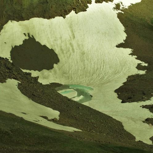 Glacier, Rocky Mtn National Park, CO