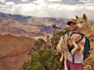 Green Splash, Dani, Grand Canyon