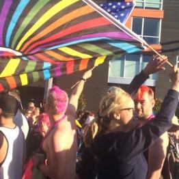 YayFlag, San Fran Pride