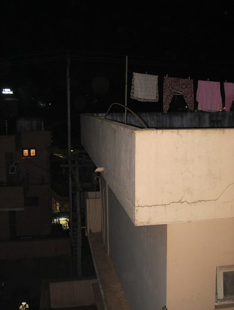 Night Drying, OOty