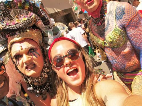 ParadeLOL, San Fran Pride