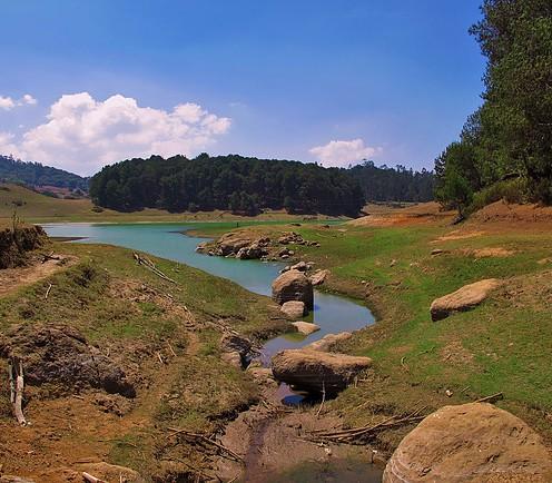 River Rocks, Oozy