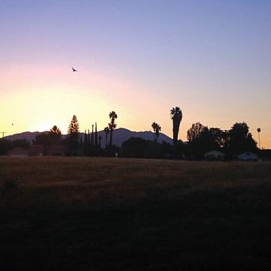 RiversideMorning, Riverside, CA