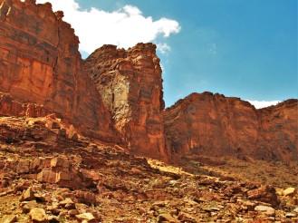 Rock Face, Mohab, Utah
